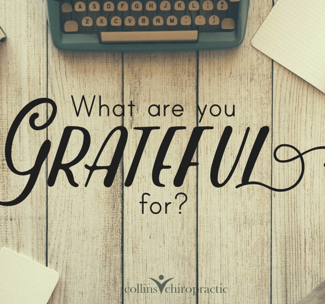 Gratitude isn't Just A Principle, it's a PRACTICE