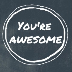 """AWESOME: It takes """"Me"""" and """"We."""""""