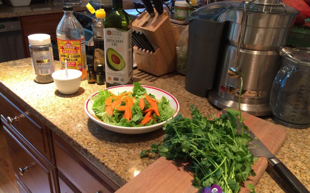 Sesame Dressing Recipe