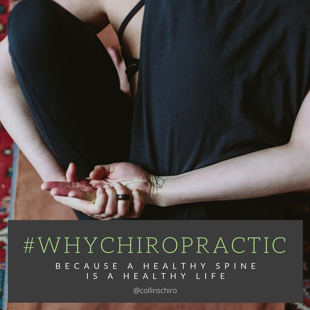 #WhyChiropractic: Because a Healthy Spine is a Healthy Life | www.burienwellness.com