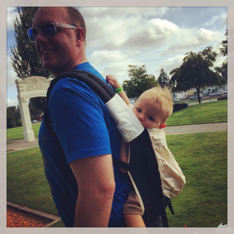 Ergonomic Baby Wearing