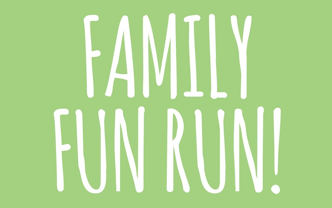 Move Your Feet at the Burien Family Fun Run and Scavenger Hunt