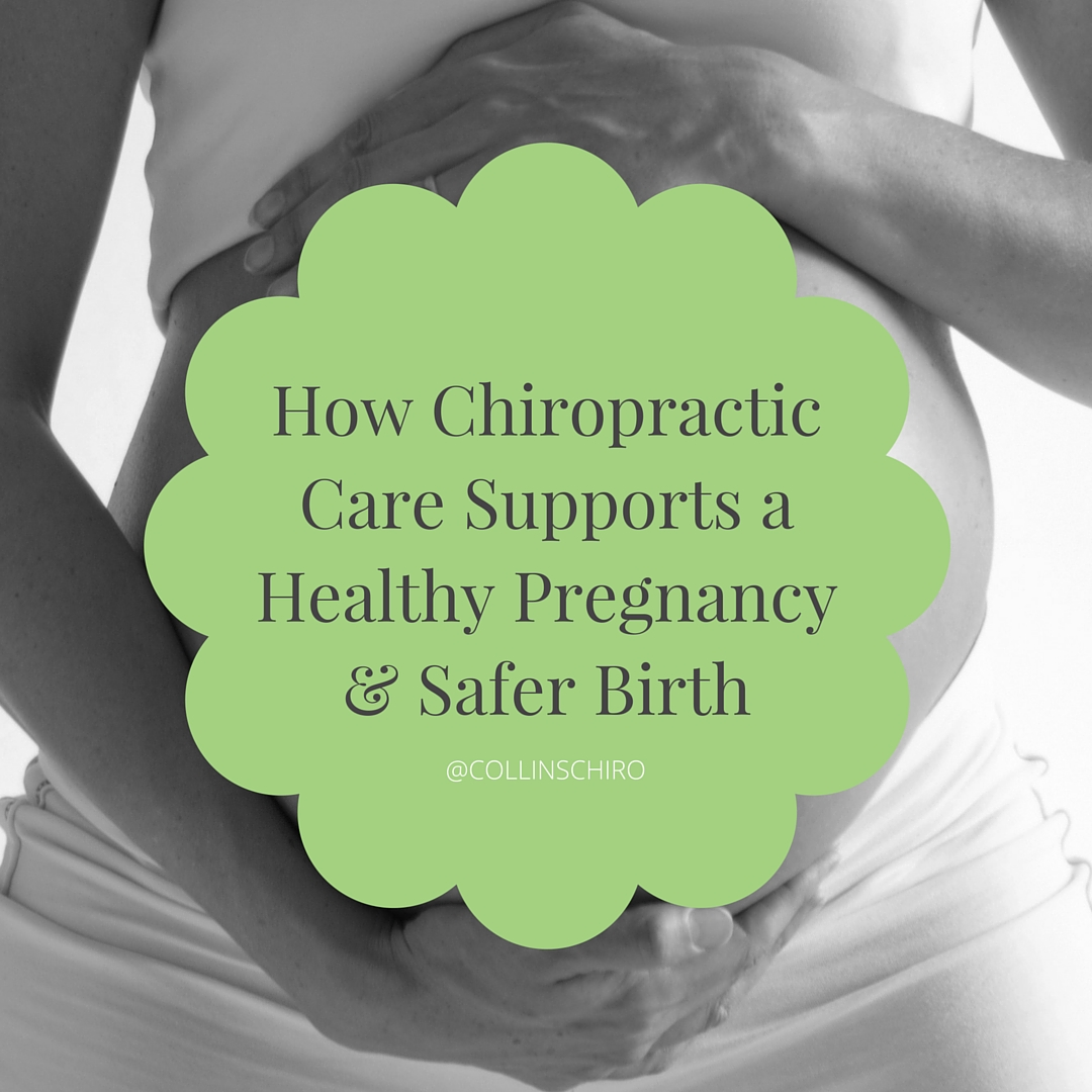 How Chiropractic Care Supports a Healthy Pregnancy and Safer Birth | www.burienwellness.com