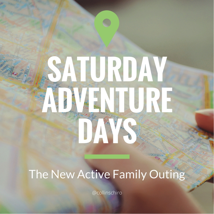 The New Active Family Outing: Saturday Adventure Days | www.burienwellness.com